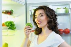 karmowy fridge Obrazy Royalty Free