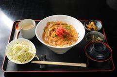 karmowy japończyk Obraz Royalty Free