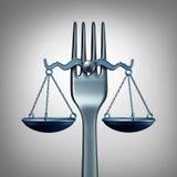 Karmowy prawo ilustracji