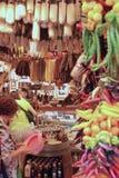 Karmowy sklep w Starym miasteczku obraz stock