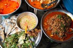 karmowy uliczny tajlandzki Zdjęcie Royalty Free