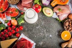 karmowy zdrowy organicznie Fotografia Royalty Free