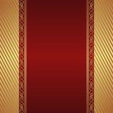 Karmozijnrode achtergrond Royalty-vrije Stock Afbeeldingen