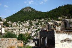 Free Karmylassos - Kayakoy (Rock Village) Stock Photo - 31650460