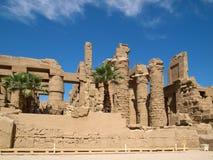 Karnak świątynia Obraz Royalty Free