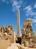 Karnak świątynia Zdjęcia Stock