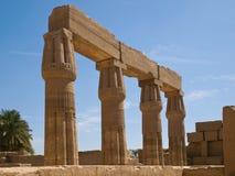 Karnak świątynia Obrazy Stock