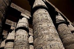 Karnak świątynia Zdjęcia Royalty Free