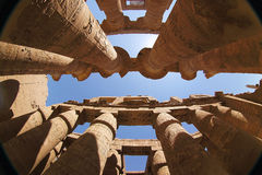 Karnak 11 Fotos de archivo