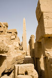 Karnak Royalty Free Stock Images