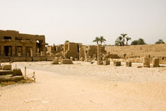 Karnak Royalty Free Stock Photo