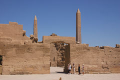 Karnak 16 Royalty Free Stock Photo