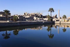 Karnak Fotografia de Stock