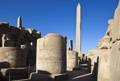 Karnak Imagens de Stock