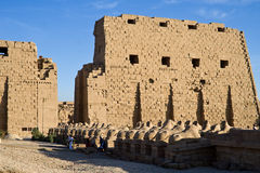 Karnak Stock Photography