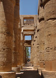 Karnak Royalty Free Stock Photos
