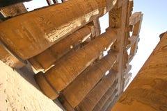 Karnak, composé de temple à Luxor, Egypte Image stock
