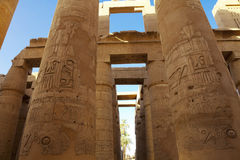 Karnak egypt Stock Photography