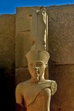 karnak Luxor świątyni Zdjęcie Stock