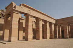 Karnak Open Air Museum Stock Photography