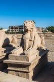 Karnak. Royalty Free Stock Photography