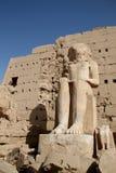 Karnak Tempel Ägypten Stockbild