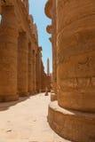 Karnak tempel Royaltyfria Foton