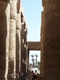 Karnak Tempel Lizenzfreie Stockfotografie