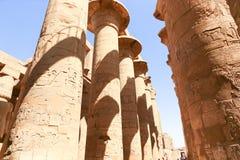 Karnak tempel - Egypten Royaltyfri Fotografi