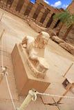 Karnak-Tempel (Thebes) in Luxor Egypt Stockfotos