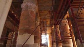 Karnak-Tempel - Video Ägyptens HD stock video
