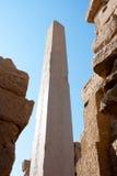 Karnak TempelObelisk Stockbilder