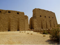 Karnak temple 04 Royalty Free Stock Images