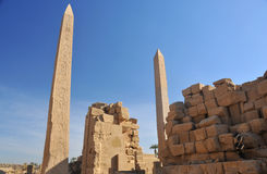 Karnak Temple Royalty Free Stock Images