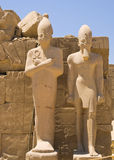 Karnak Temple Royalty Free Stock Photo
