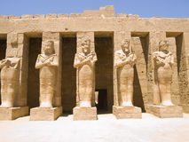 Karnak Temple Stock Images