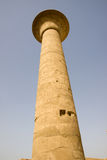 Karnak temple column Royalty Free Stock Photography