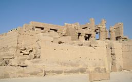 Karnak Temple Complex . Stock Image