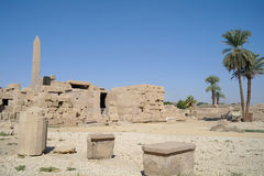 Karnak Temple Complex . Royalty Free Stock Image