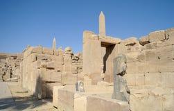 Karnak Temple Complex, Stock Images