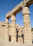Karnak Temple Complex . Stock Photo