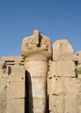 Karnak Temple Complex, Royalty Free Stock Image