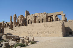 Karnak Temple Complex, Royalty Free Stock Photography