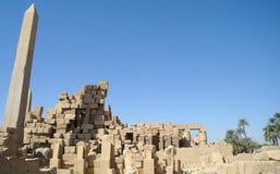Karnak Temple Complex . Royalty Free Stock Photo