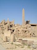 Karnak Temple Complex, Stock Image