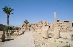 Karnak Temple Complex, Royalty Free Stock Photos