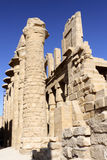 Karnak Temple Complex, Luxor, Egypt. Royalty Free Stock Photo
