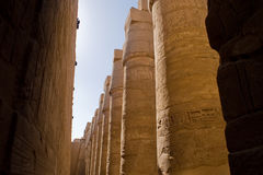 Karnak Temple, Egypt Stock Photography