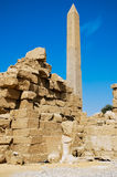 The Karnak Temple, Egypt Stock Photos