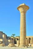 Karnak temple, Egypt Stock Photography